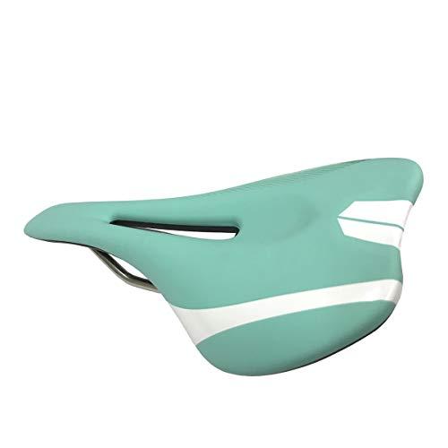 VELO Sports Saddle Seats Bianchi color Celeste for Road Bike// CR-MO SL-VL-OTR01