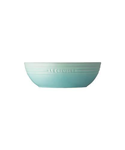 Le Creuset Oval Serving middle bowl Chubachi cool mint 17cm